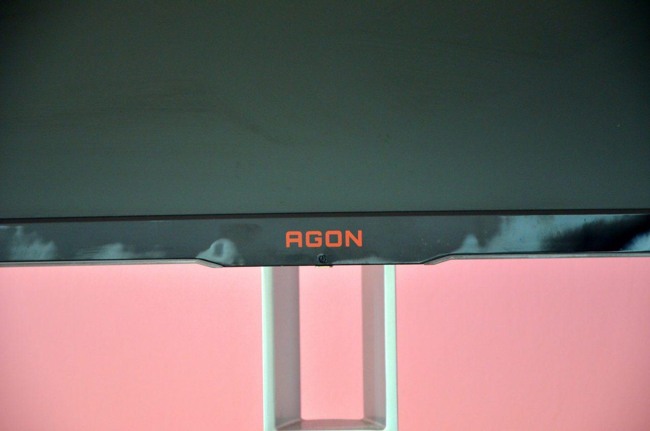 aoc agon ag352qcx wygląd monitora