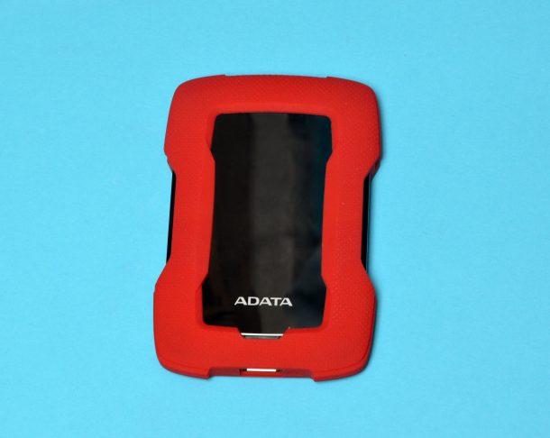 ADATA HD330 2TB wygląd dysku