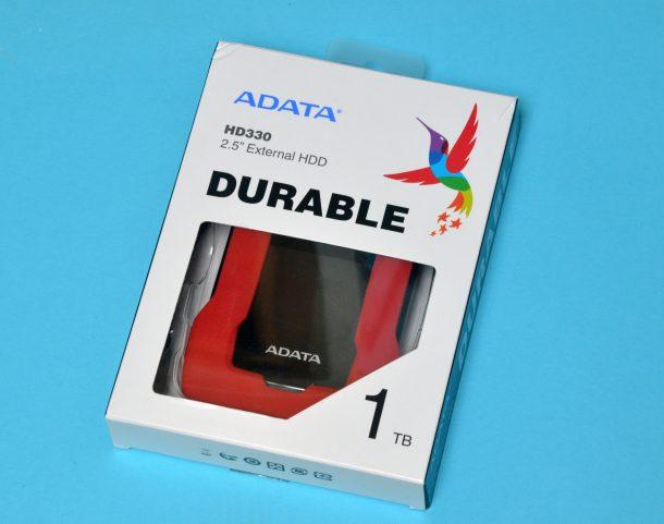 ADATA HD330 2TB opakowanie