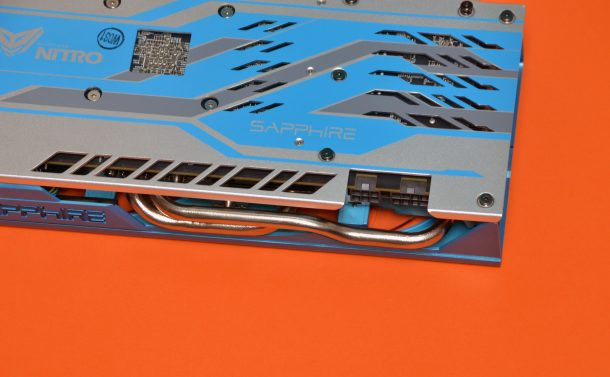 Sapphire RX580 Nitro+ 8GB Special Edition wygląd karty