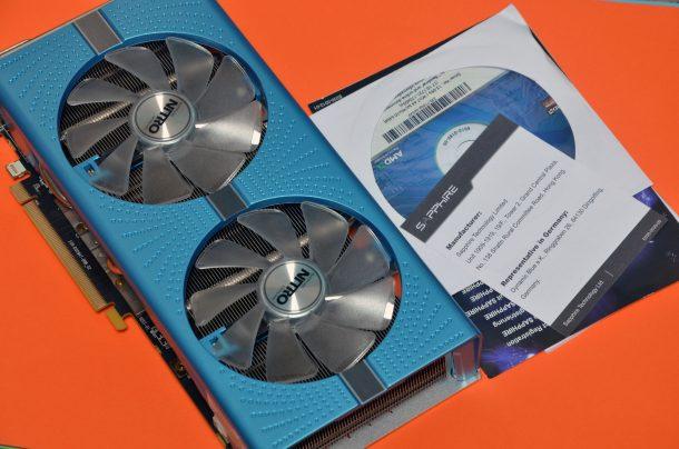 Sapphire RX580 Nitro+ 8GB Special Edition dodatkowe wyposażenie