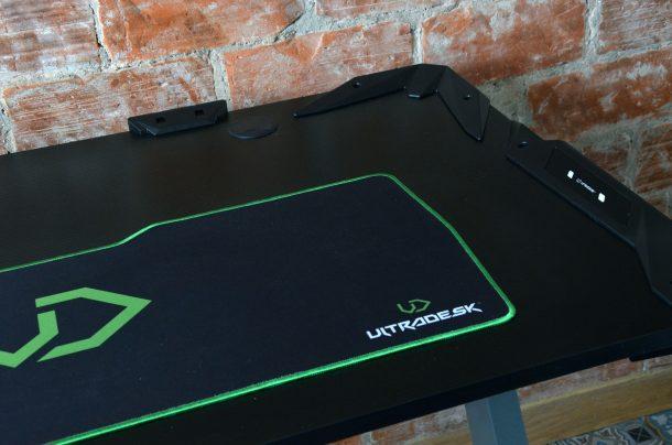 Ultradesk Space wygląd biurka