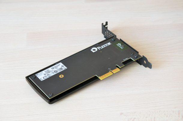 Plextor M9PeY wygląd dysku SSD
