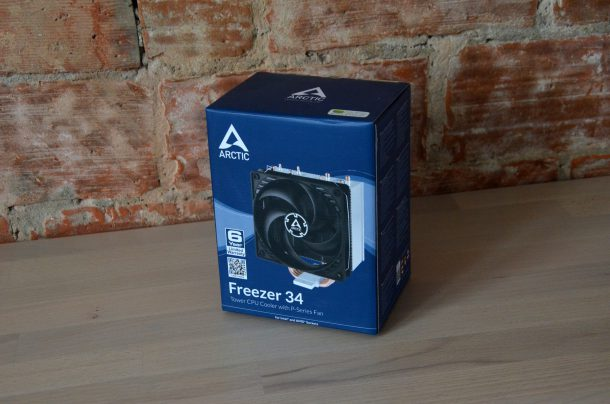 Arcitc Freezer 34 opakowanie