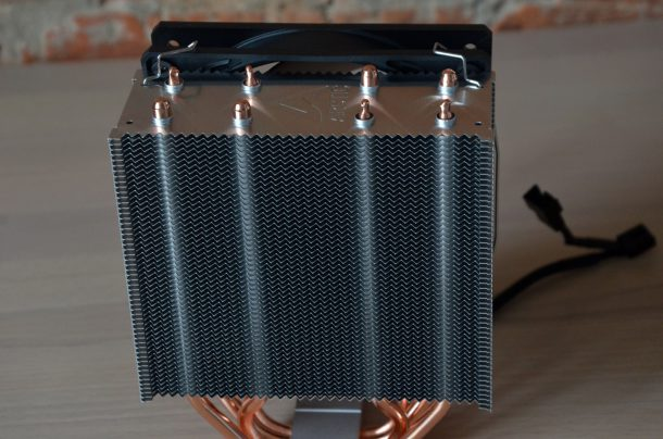 Arctic Freezer 34 wygląd coolera