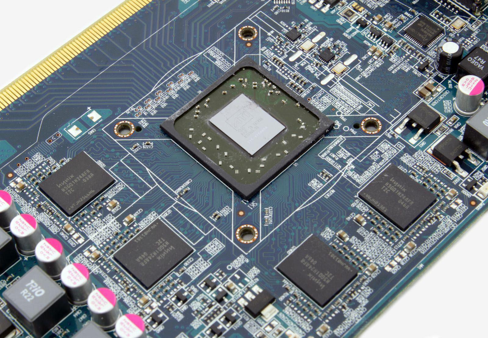 chipset Sapphire Radeon HD 6770