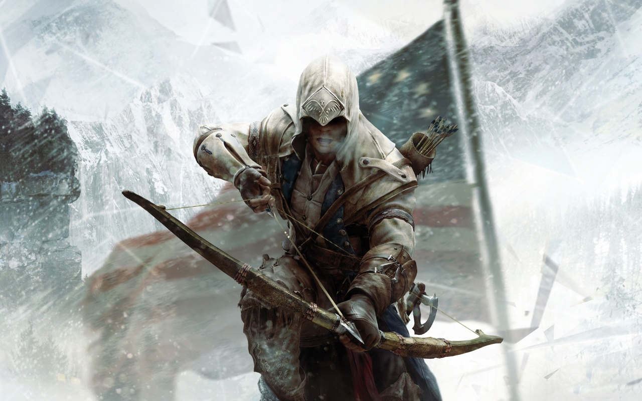 Assin   S Creed III     Wymagania Sprz  Towe I Data Premiery