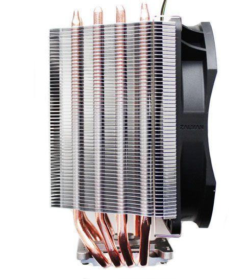 Zalman CNPS11X Performa heat pipe