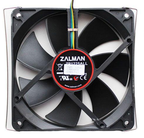 Zalman CNPS11X Performa wentylator