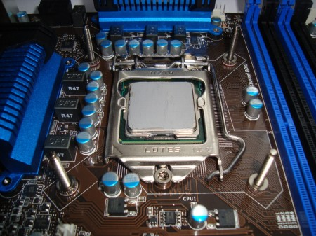 montaż chłodzenia Fera PRO HE1224