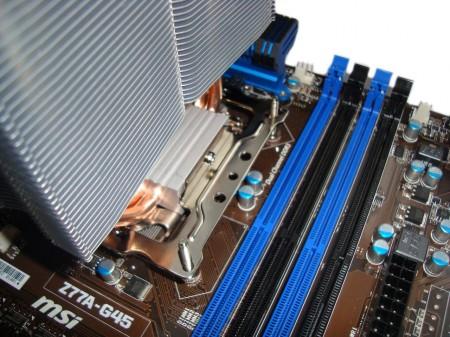 montaż na płycie głównej Fera PRO HE1224
