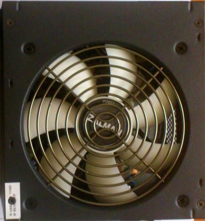 Zalman ZM500-GS wiatrak