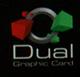 Dual graphic cord