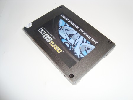 MACH EXTREME TECHNOLOGY MX DS Turbo 120Gb