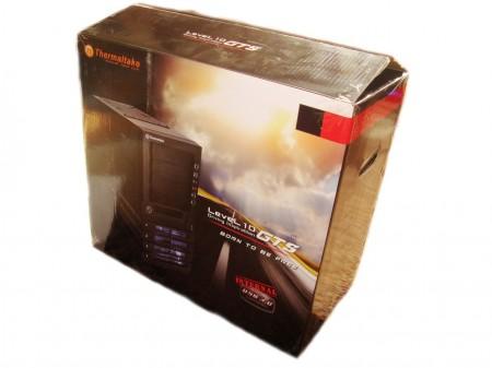 Opakowanie Thermaltake Level 10 GTS