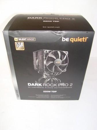 be quiet! Rock Pro 2 opakowanie