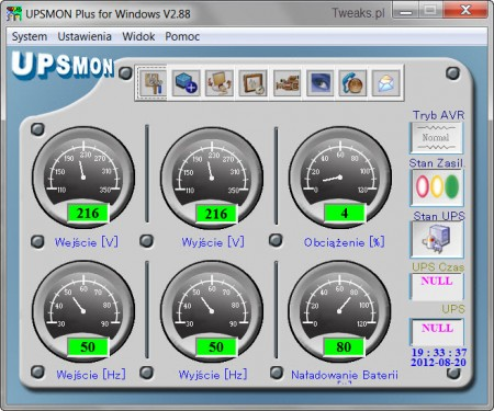 UPSMON Plus 2.88 PowerCom