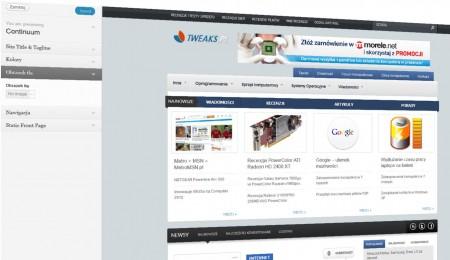Wordpress, edytor theme, templatki WordPress, szablony WordPress, edycja szablonu