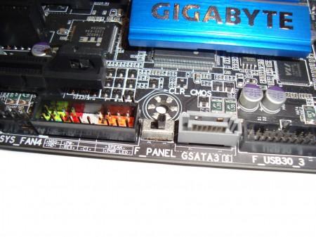 Gigabyte Z77X-UD5H-WB WIFI, przełącznik BIOSU