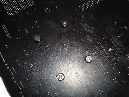 płyta główna Gigabyte Z77X-UD5H-WB WIFI montaż CPU