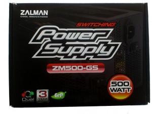 Zalman ZM500-GS gora