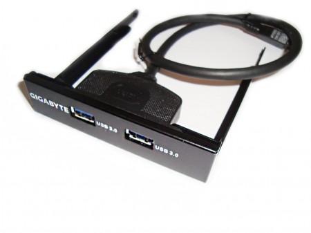 Gigabyte Z77X-UD5H-WB WIFI, panel 3.5
