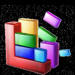 defragmentacja Windows, defragmentator Windows, ikona defragmentacji