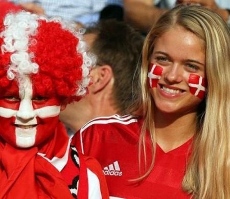 euro 2012 dziewczyny