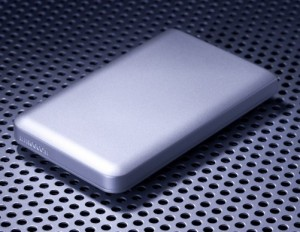 Freecom mobile drive, dysk Misubishi