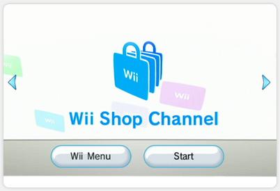 Shop WII