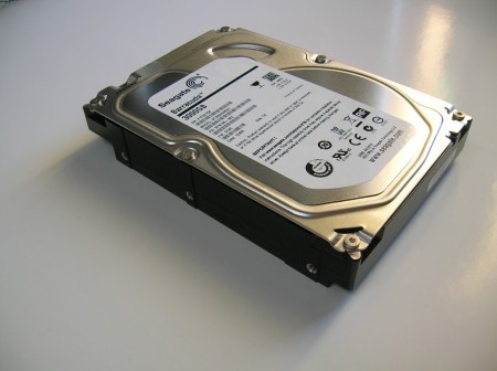 Sagate Barracuda 3TB, ST3000DM001