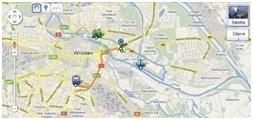 Mapa Google na stronie Joomla, mapa Google, mapa Google na Joomla