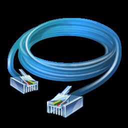 polaczenie z internetem LAN ikona