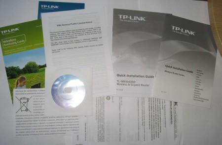 TP-Link, TL-WR1043ND