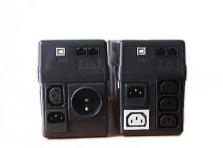 PowerCom BNT600AP,  PowerCom BNT800AP, zasilacze UPS
