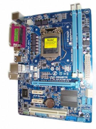 płyta główna Gigabyte B75M-D3V