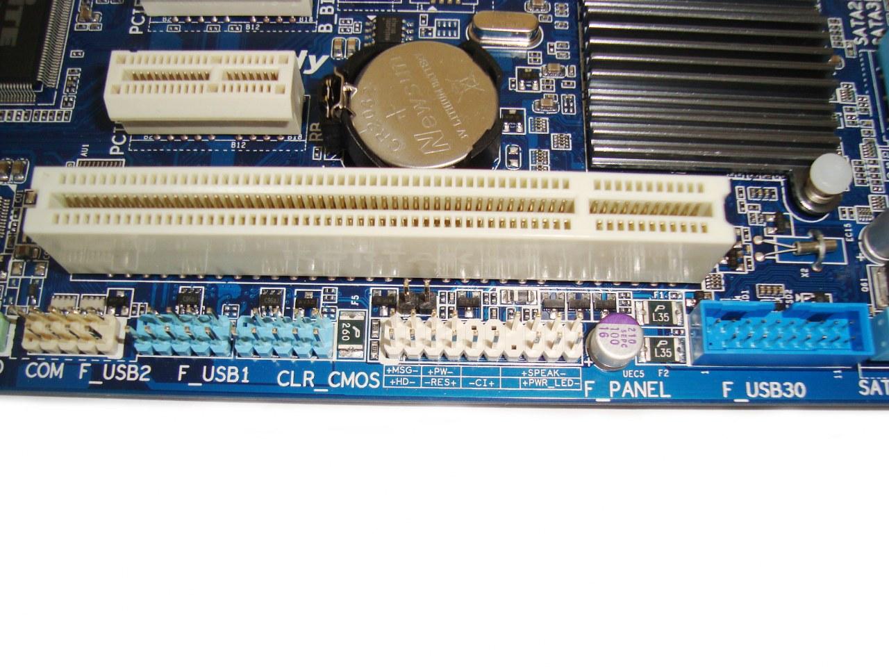 dodatkowe we/wy na USB, Gigabyte B75M-D3V
