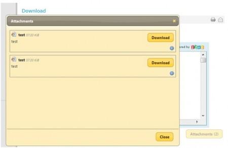 załączniki Joomla, download Joomla