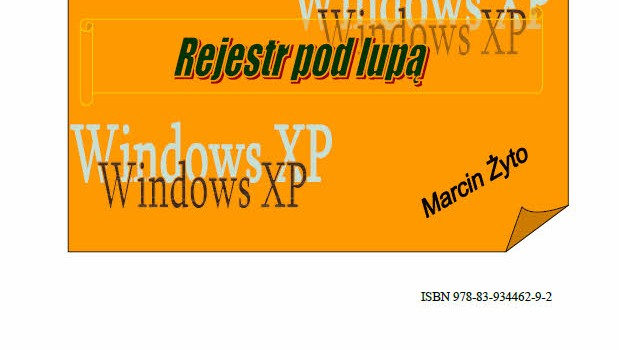ebook Windows XP pod lupa