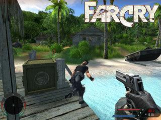 Far Cry, gra za darmo, pobierz za darmo Far Cry, far cry free