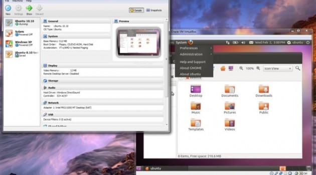Linux na Windows