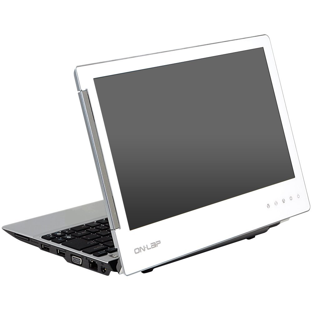 gechic on lap, monitor mobilny