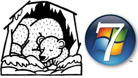 hibernacja Windows 7 Vista